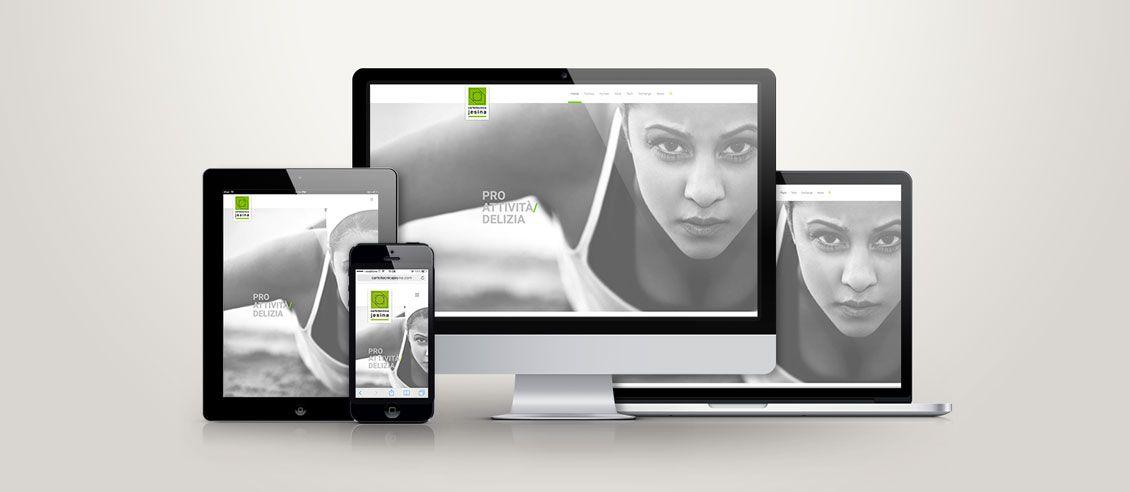Nuovo sito WEB responsive