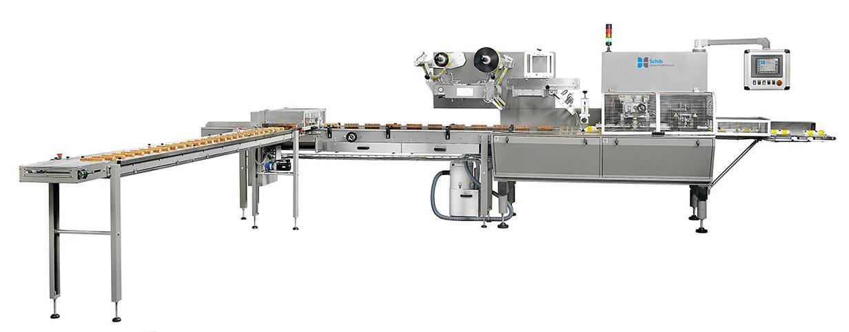 L'esperienza del packaging il processo di inscatolamento automatico