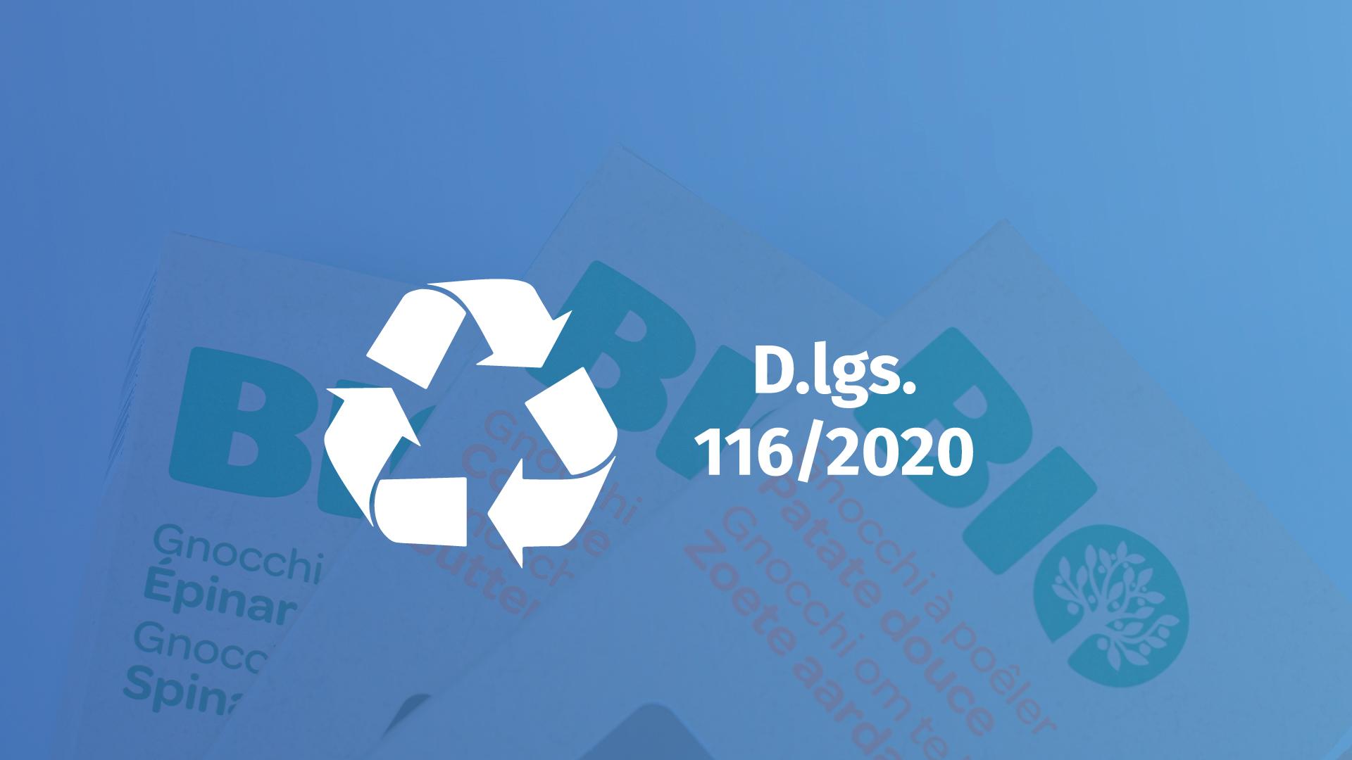 Etichettatura ambientale: un nuovo obbligo di legge